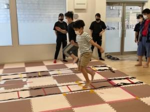 ★7月23日(金)あいうえおんスポーツイベント★